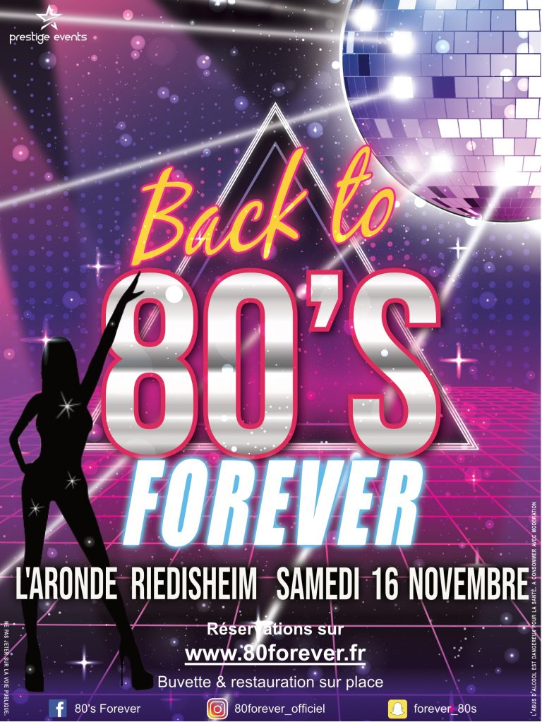 80's Forever Prestige Events